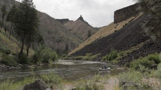 South Fork Boise River Canyon